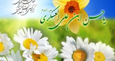 تولد امام حسن عسکری(ع)