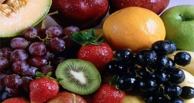سرخی میوهها در خدمت تختی شکم