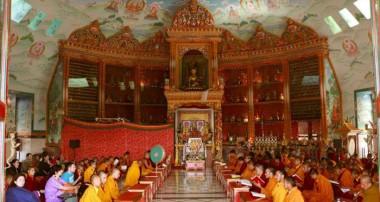 ریشه های آیین بودا