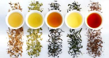 آنتی اکسیدانهای موجود در چای