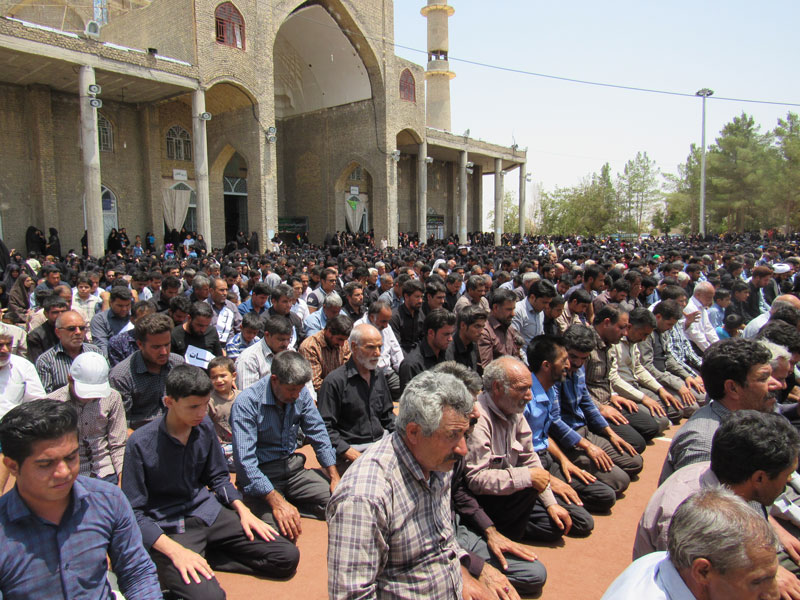 پروفایل خادم الصادق احمد تقی نژاد