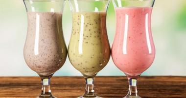 شیک پروتئینها برای کاهش وزن