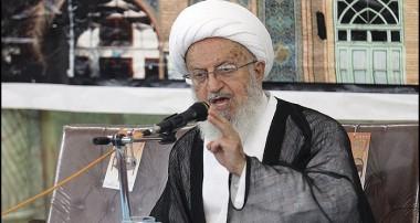 موضع گیری آیت الله مکارم شیرازی علیه اعزام حجاج ایرانی به عمره