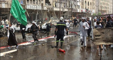 انفجار بمب در مسیر حرکت زائران حرم امام موسی کاظم(ع)