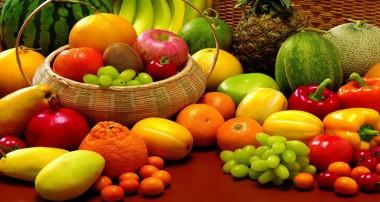 میوههای با پروتئین بالا