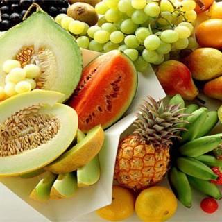 8 میوه که باید با پوست خورد