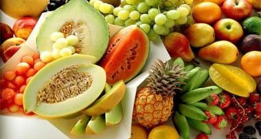 میوههای سرشار از کلسیم