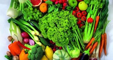 میوه و سبزیجات اورگانیک