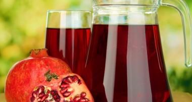 فواید سلامتی آب انار