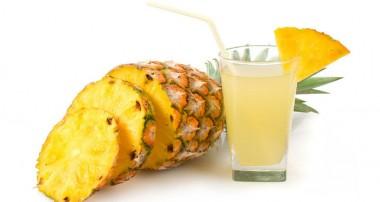 فواید آب آناناس