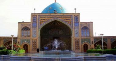 بازخوانی هویت معنوی وانگاره های قدسی درمعماری مساجد شیعی (1)