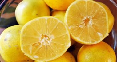 آب لیمو برای مو