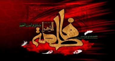 حضرت زهرا، سلام الله علیها; فریاد رسا بر سر بدعتها
