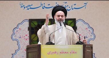 آیت الله حسینی بوشهری: حزب الله قدرت پوشالی رژیم صهیونیستی را در هم شکست