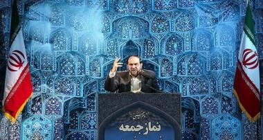 رحیمپورازغدی در سخنان پیش از خطبه های نماز جمعه مشهد: تا دیروز به او برچسب میزدند امروز شد بابارجب آسمانی؟/ شهید تا آخر پای شعارهایش ایستاد