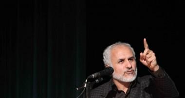 حسن عباسی در سمنان: هیچ ایرانی از شکست برجام خوشحال نمی شود/ بعد از برجام در محاصره اقتصادی قرار گرفتیم