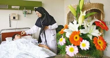 دیدار دیگران و عیادت بیماران