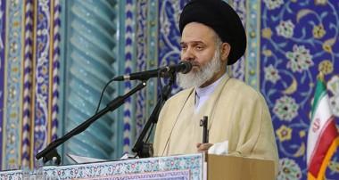 آیت الله سید هاشم حسینی بوشهری : ملت ایران با حضور در راهپیمایی ۲۲ بهمن ابرقدرتها را خجالتزده میکند