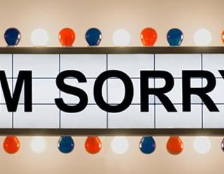 ۱۰ روش برای معذرت خواهی