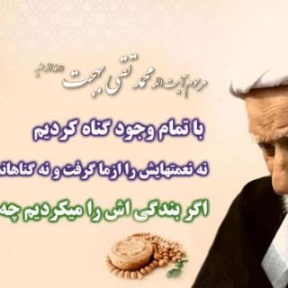 دعا در زمان غیبت در بیان آیت الله بهجت