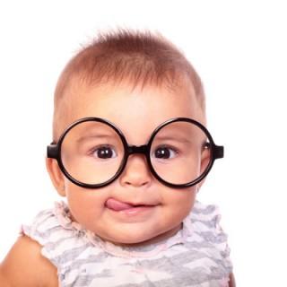 مراحل رشد بينايي در نوزادان