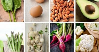 مواد غذایی سرشار از فولات