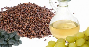 روغن دانهی انگور برای پوست