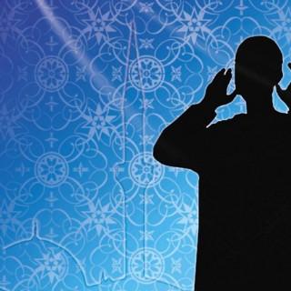 سلامي كه بعد از اتمام نماز به 3 امام داده ميشود منشأ آن چيست؟