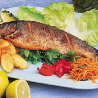 ماهي غذاي سلامت بخش