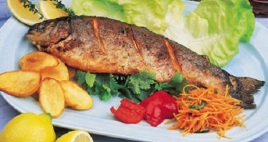 ماهی غذای سلامت بخش
